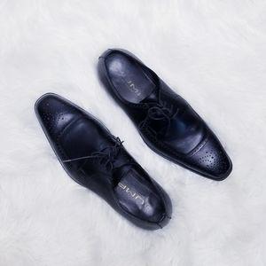 JUMP New York Black Dress Shoes